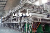 High Production Cultural Paper Making Plant