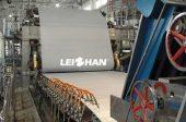1092mm Printing Culture Paper Making Machine