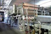 2880mm Corrugated Fluting Paper Machine