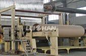 150T Fourdrinier Kraft Paper Making Machine