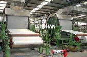 2200mm Toilet Paper Making Machine