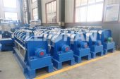 Reject Separator for Paper Production Line