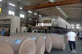 200T/D Corrugated Paper Making Machine
