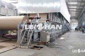 3400mm Kraft Paper Making Machine